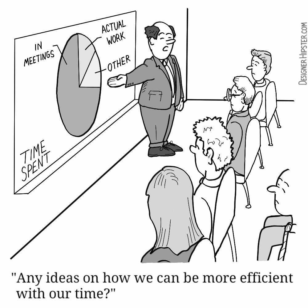 Office Cartoons - Designer Hipster Cartoons